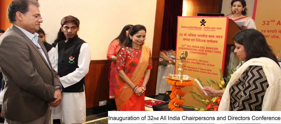 Inauguration 32nd All India Chairperson and Directors Conference